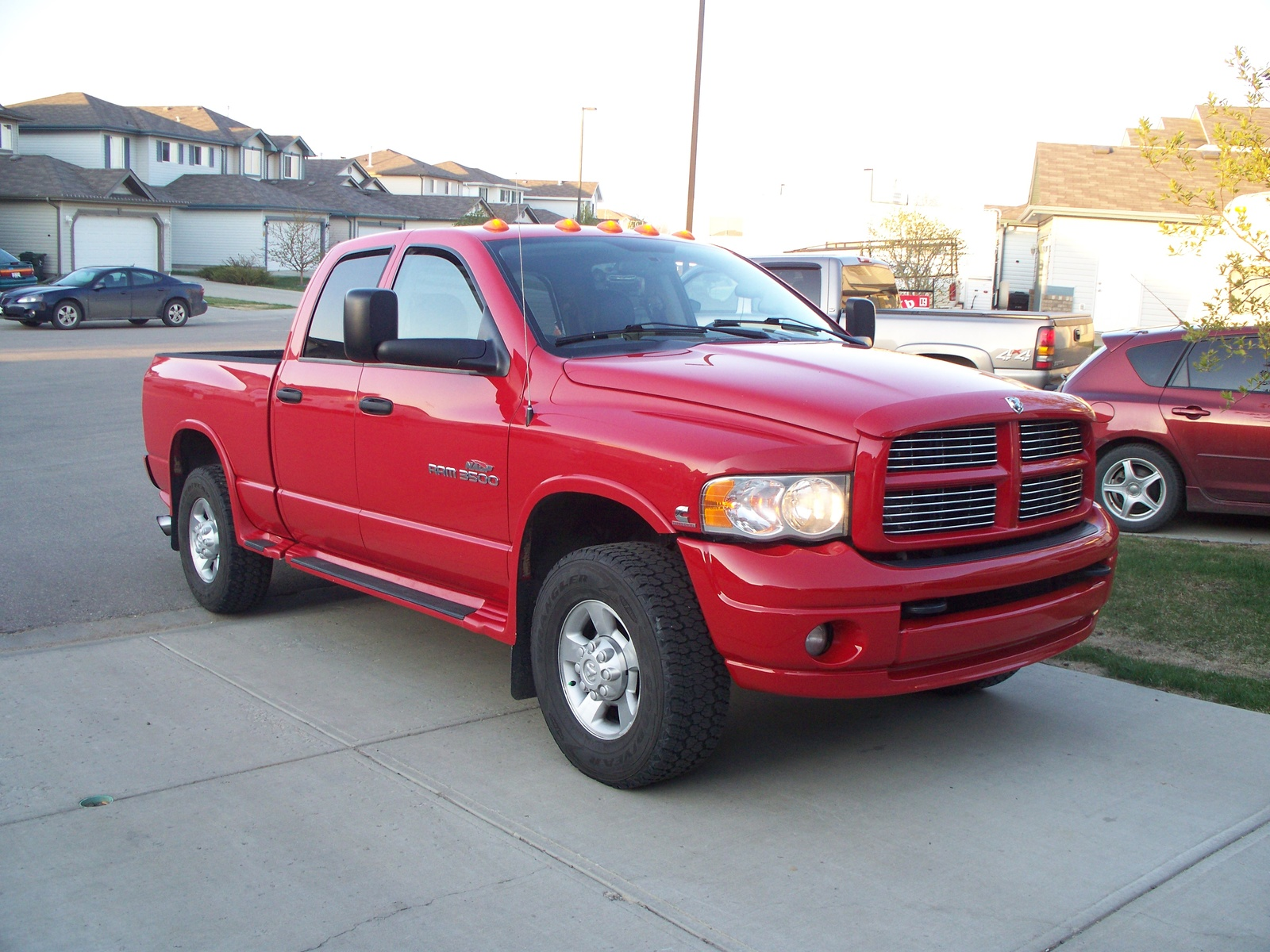 dodge ram (dr) 2003 pictures #9