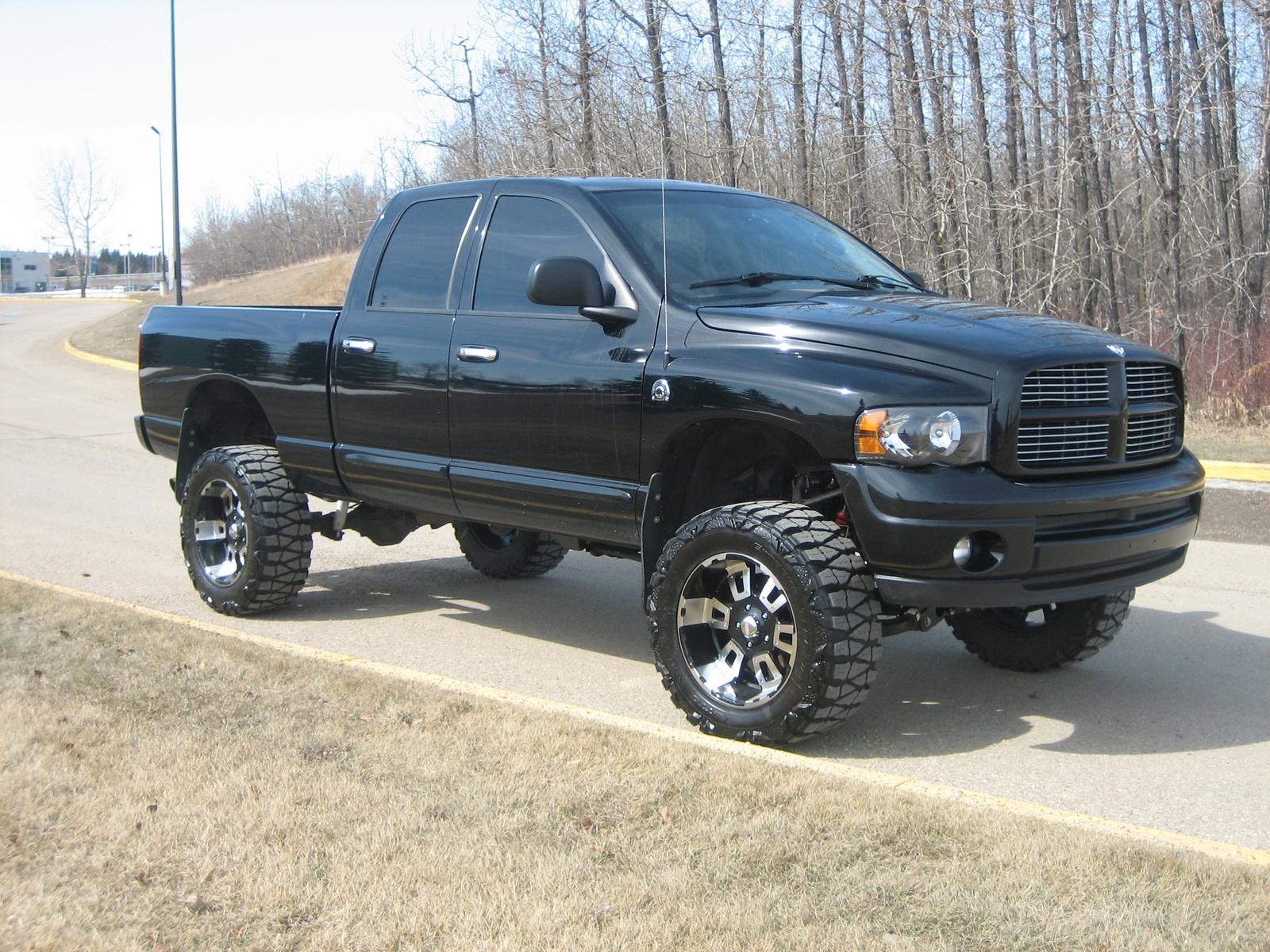 dodge ram (dr) 2003 wallpaper