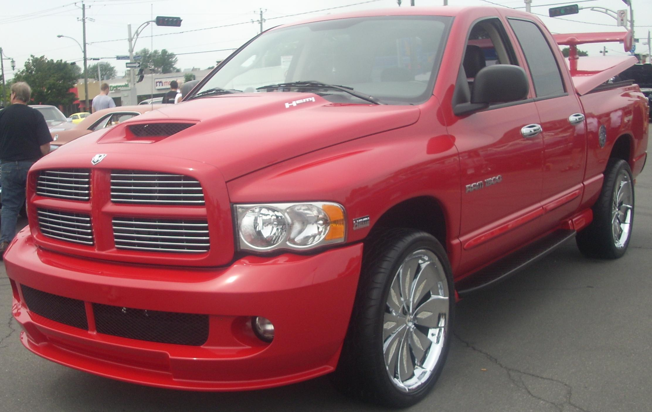 dodge ram (dr/dh) 2016 pictures #5