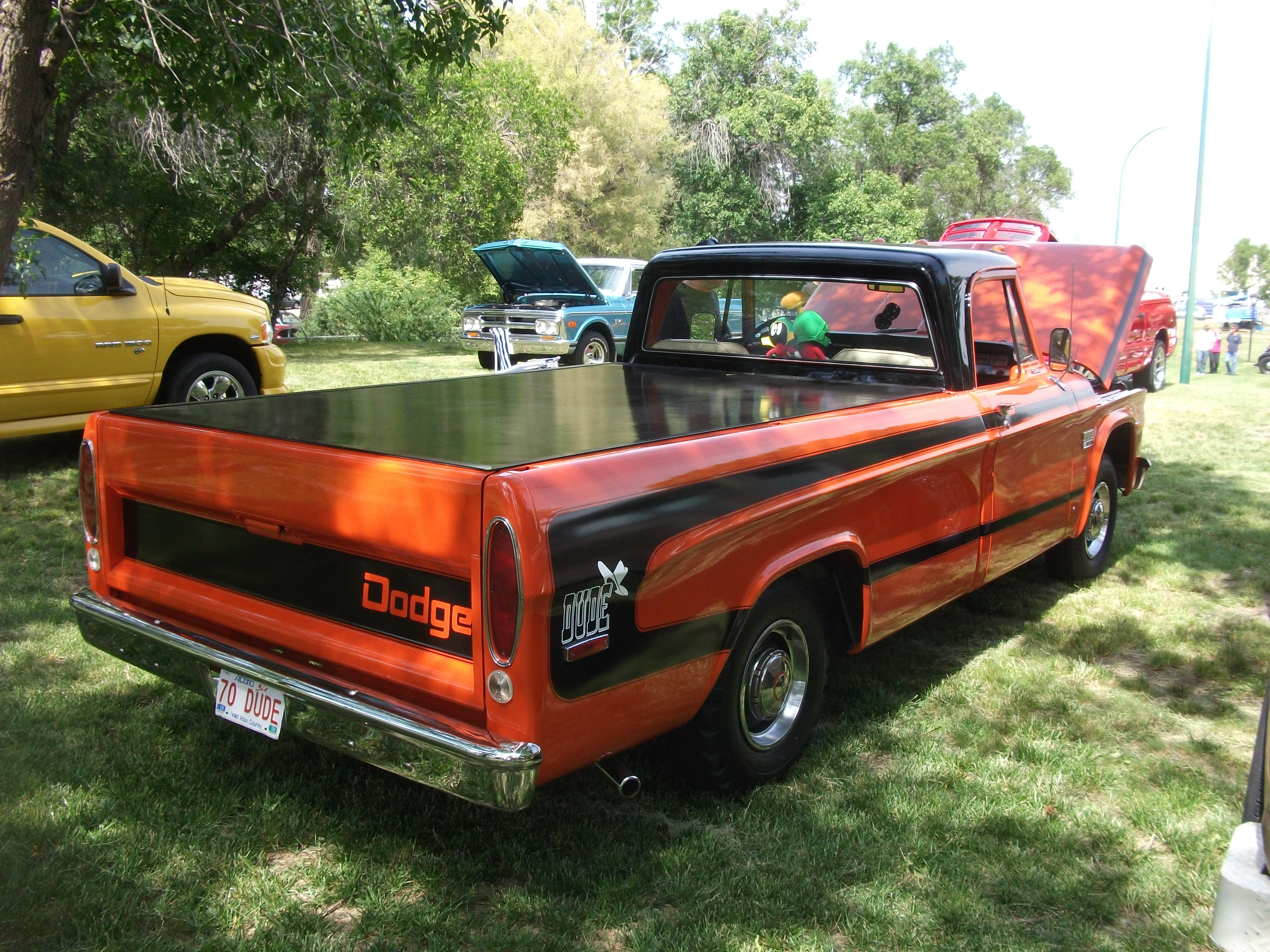 1990 Dodge Ram (d/w) – pictures, information and specs ...