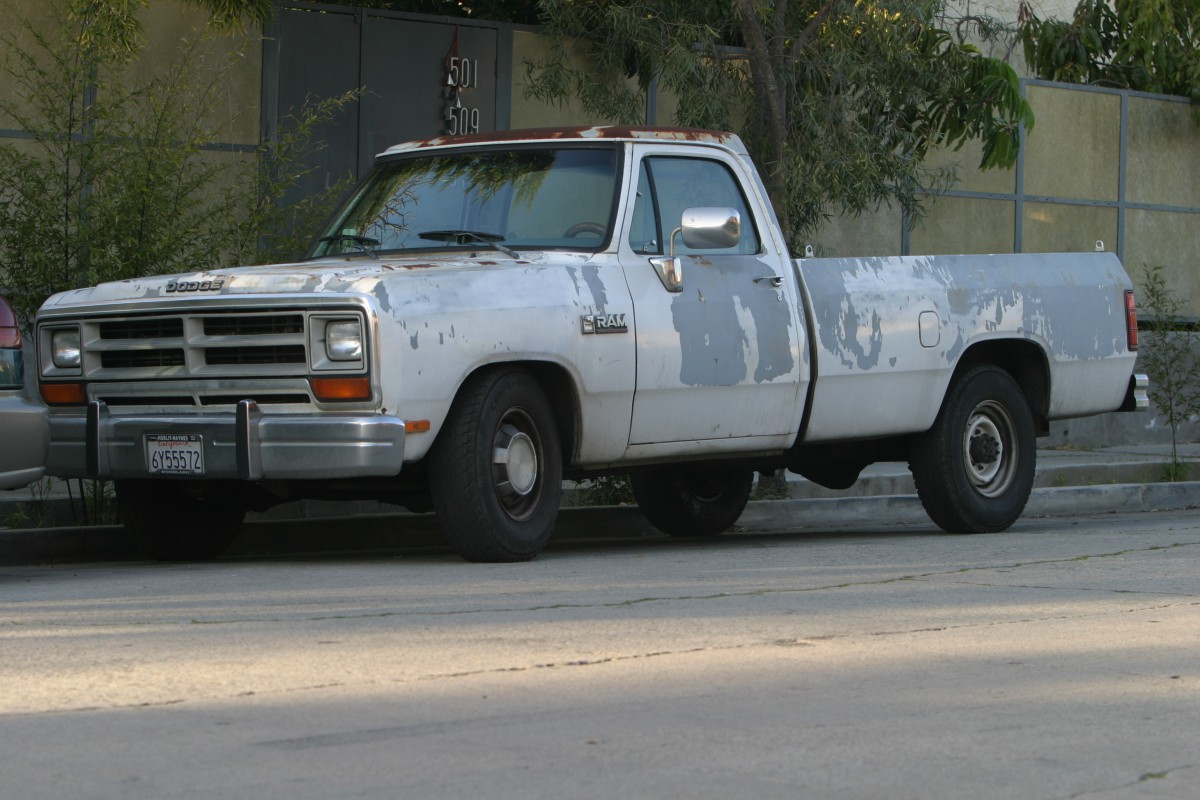 1991 Dodge Ram D W Pictures Information And Specs Auto 1975 Truck Wiring 14