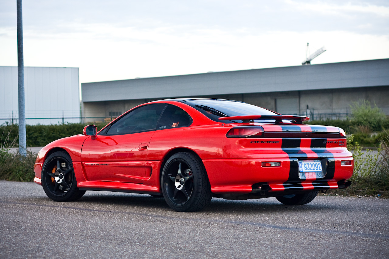 dodge stealth images #7