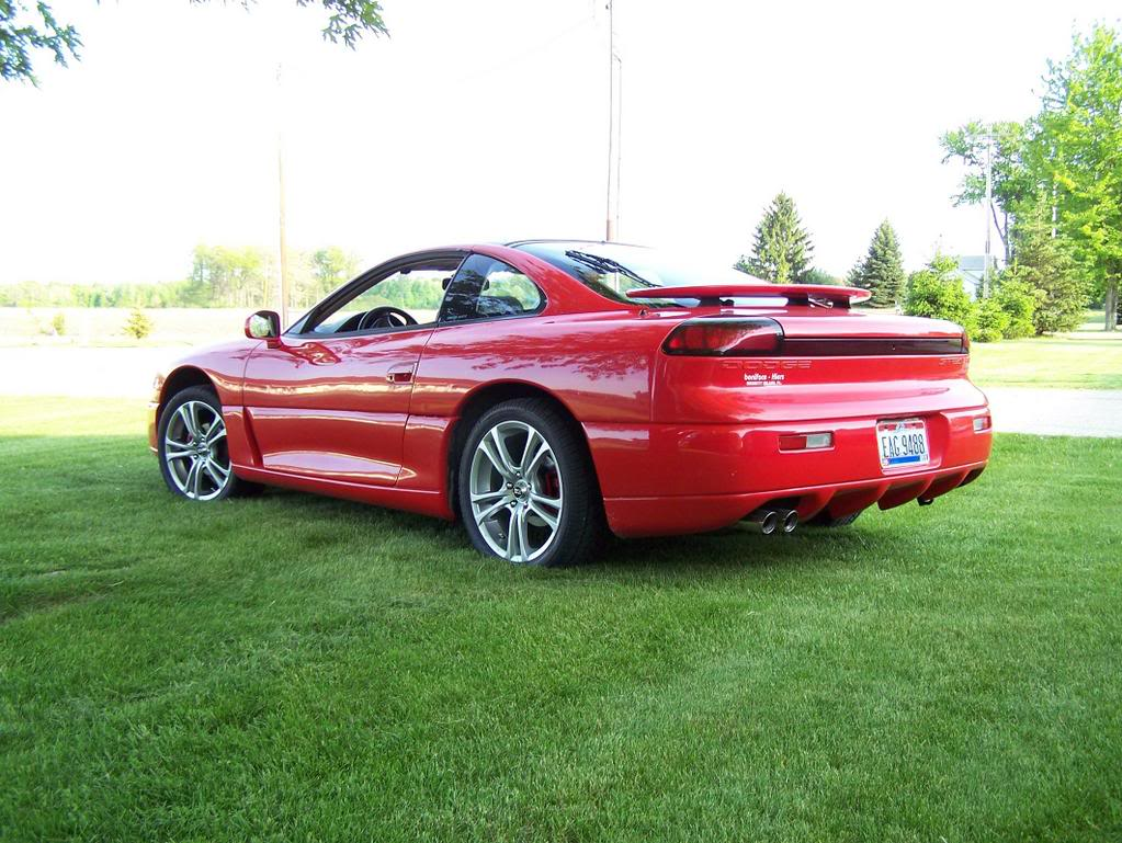 dodge stealth pictures #2