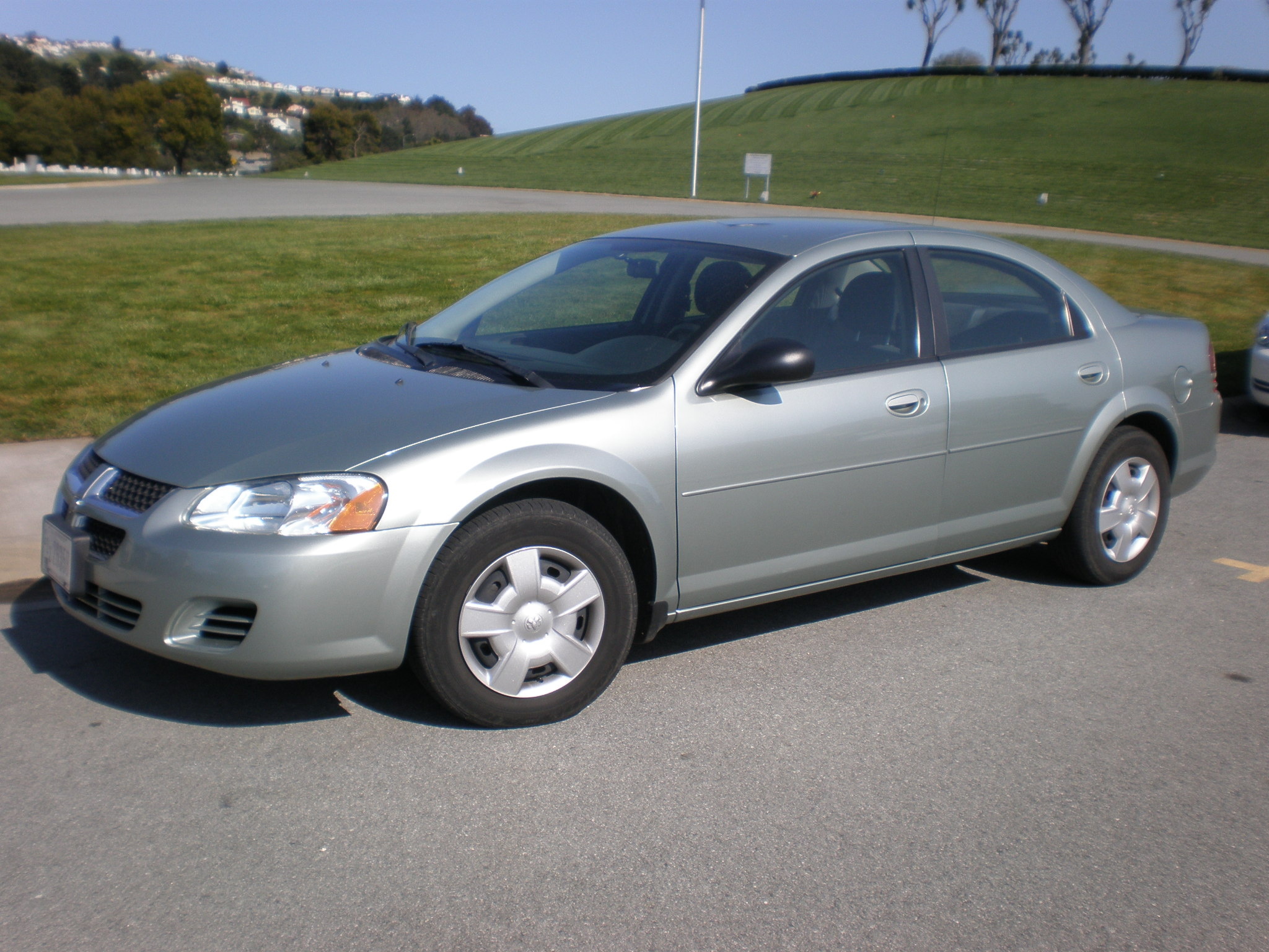 dodge stratus seriess #7