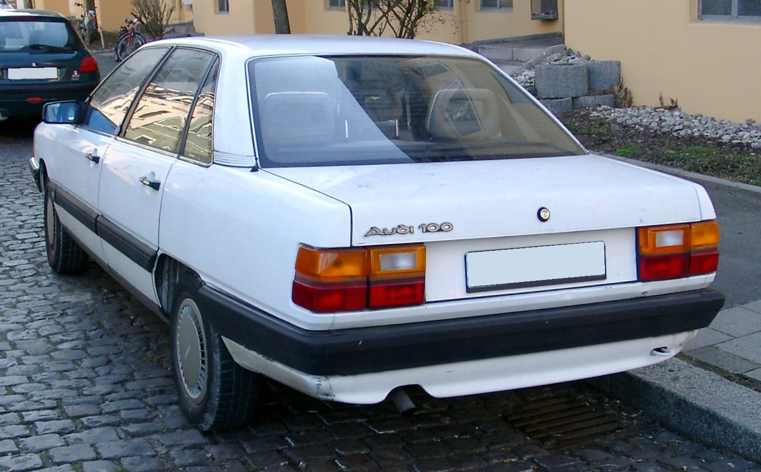 faw audi 100 images #9