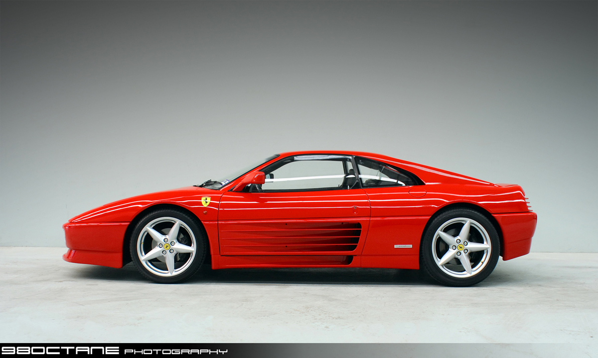 ferrari 348 wallpaper