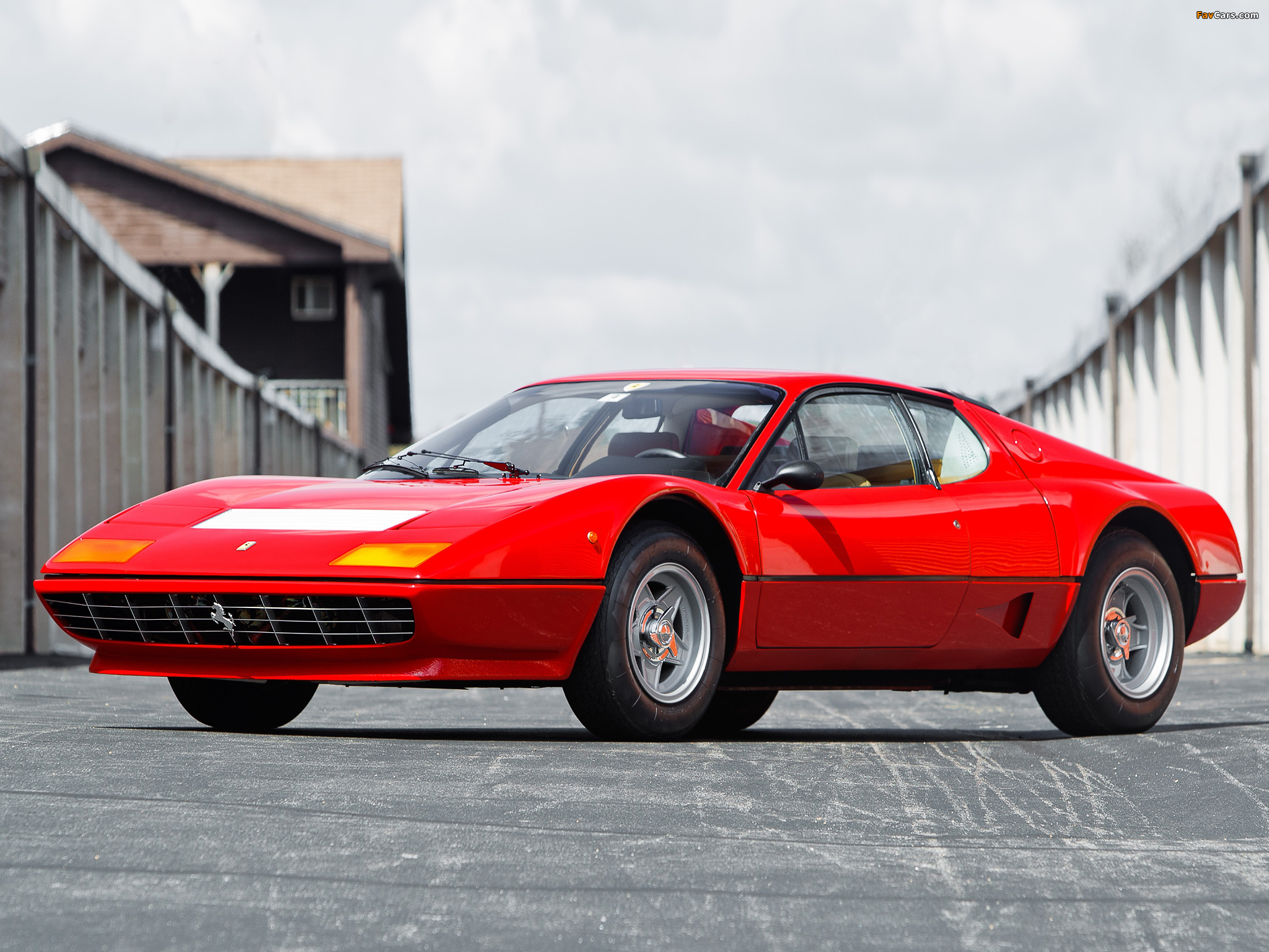 ferrari 512 wallpaper #4