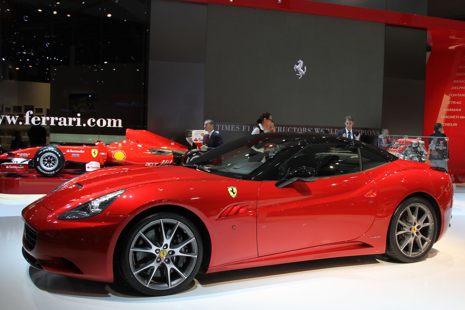 ferrari california pictures #13