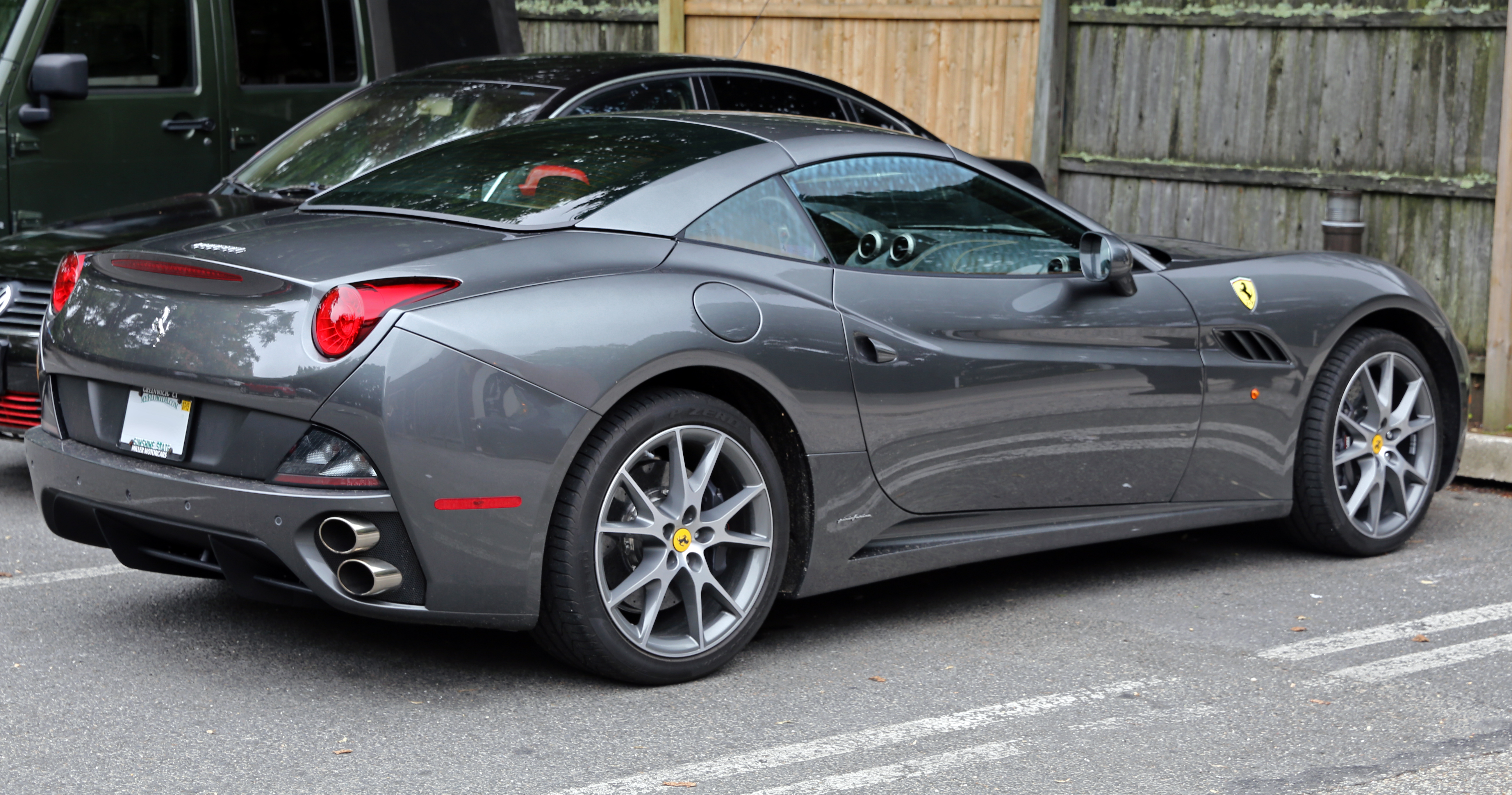 ferrari california seriess #1