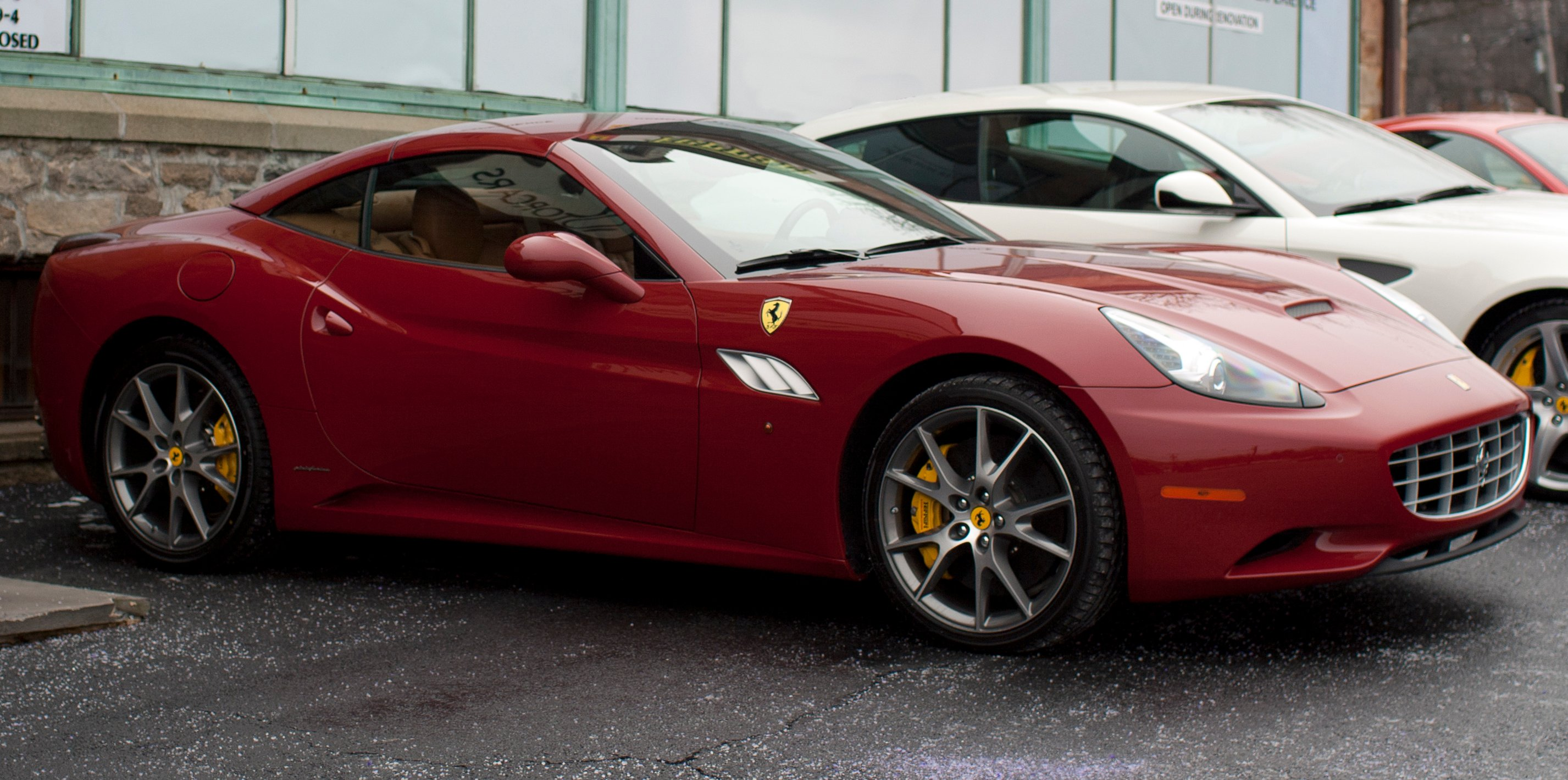 ferrari california wallpaper #3