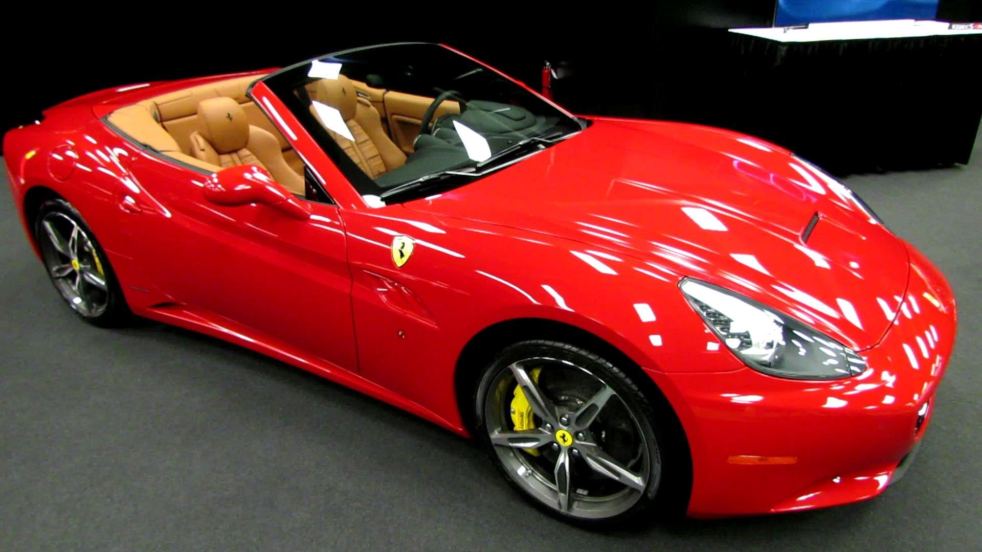 ferrari california wallpaper #11