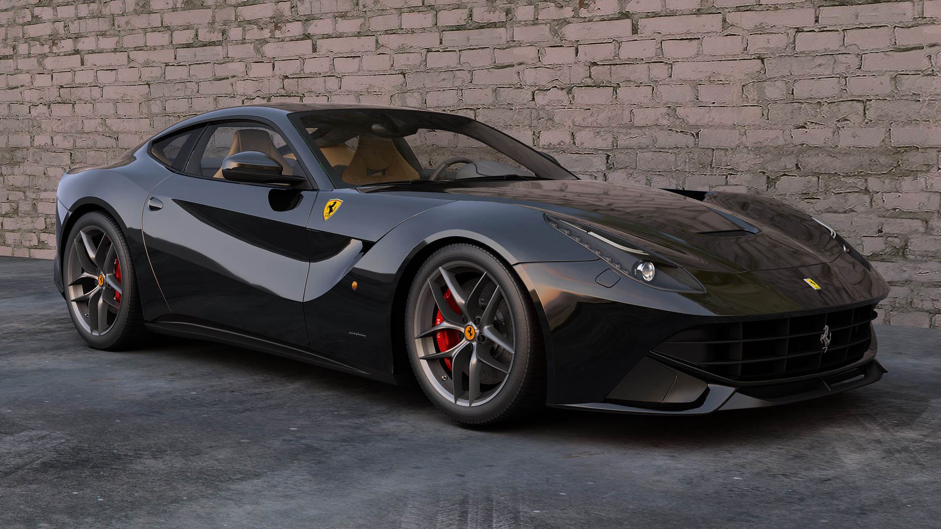 ferrari f12 berlinetta pictures #1