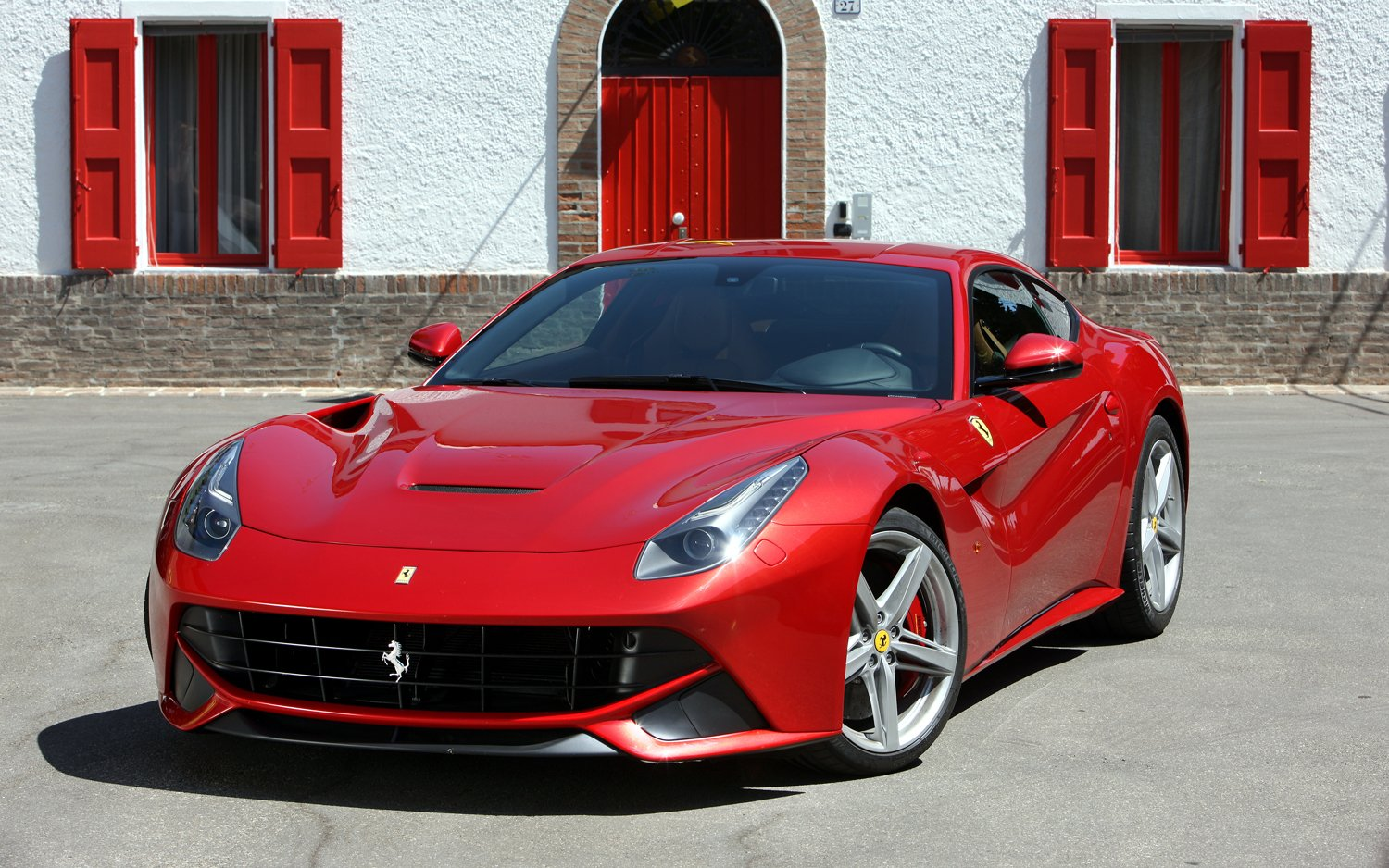 ferrari f12 berlinetta wallpaper #7