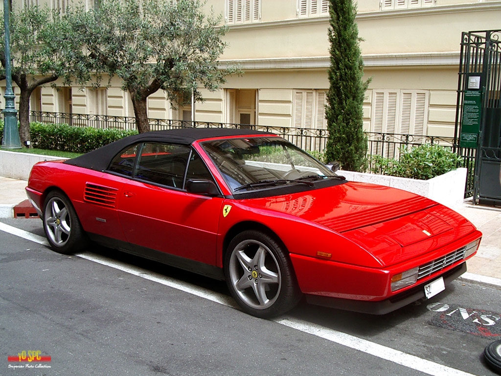 ferrari mondial wallpaper