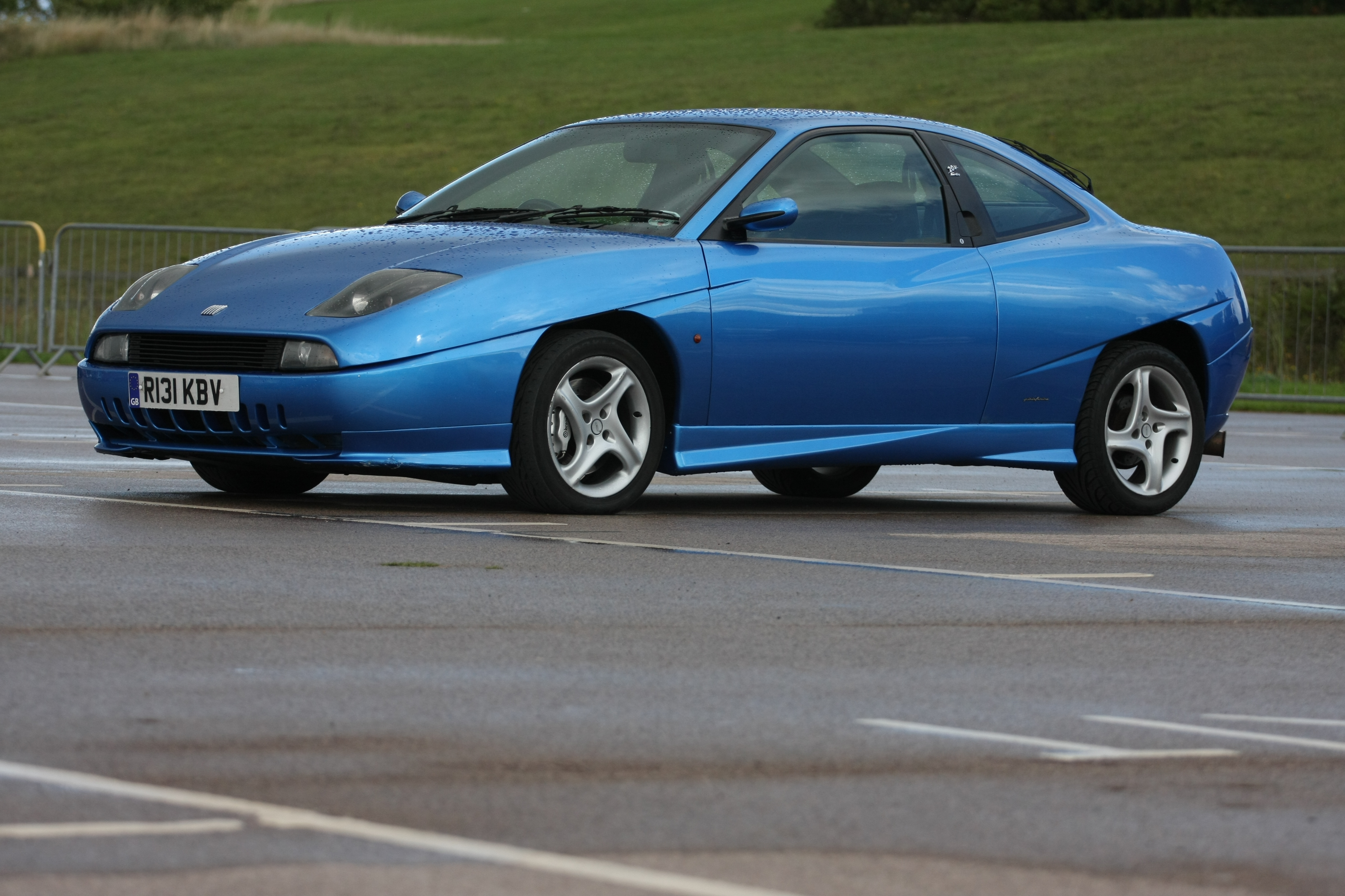 fiat coupe wallpaper