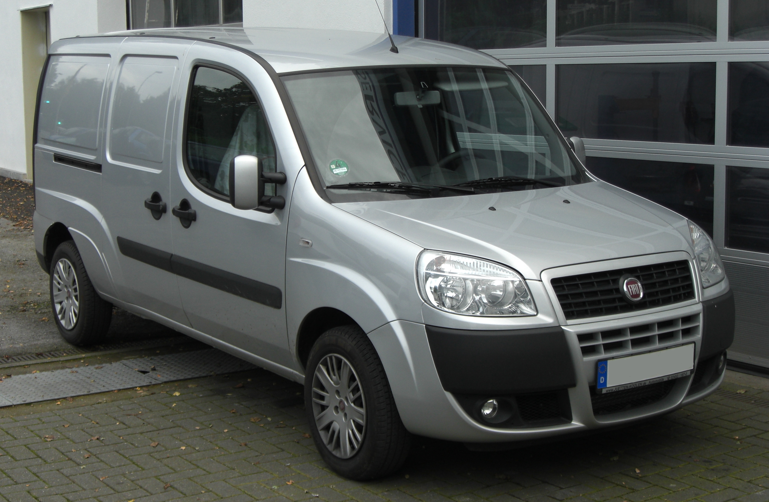 fiat doblo wallpaper