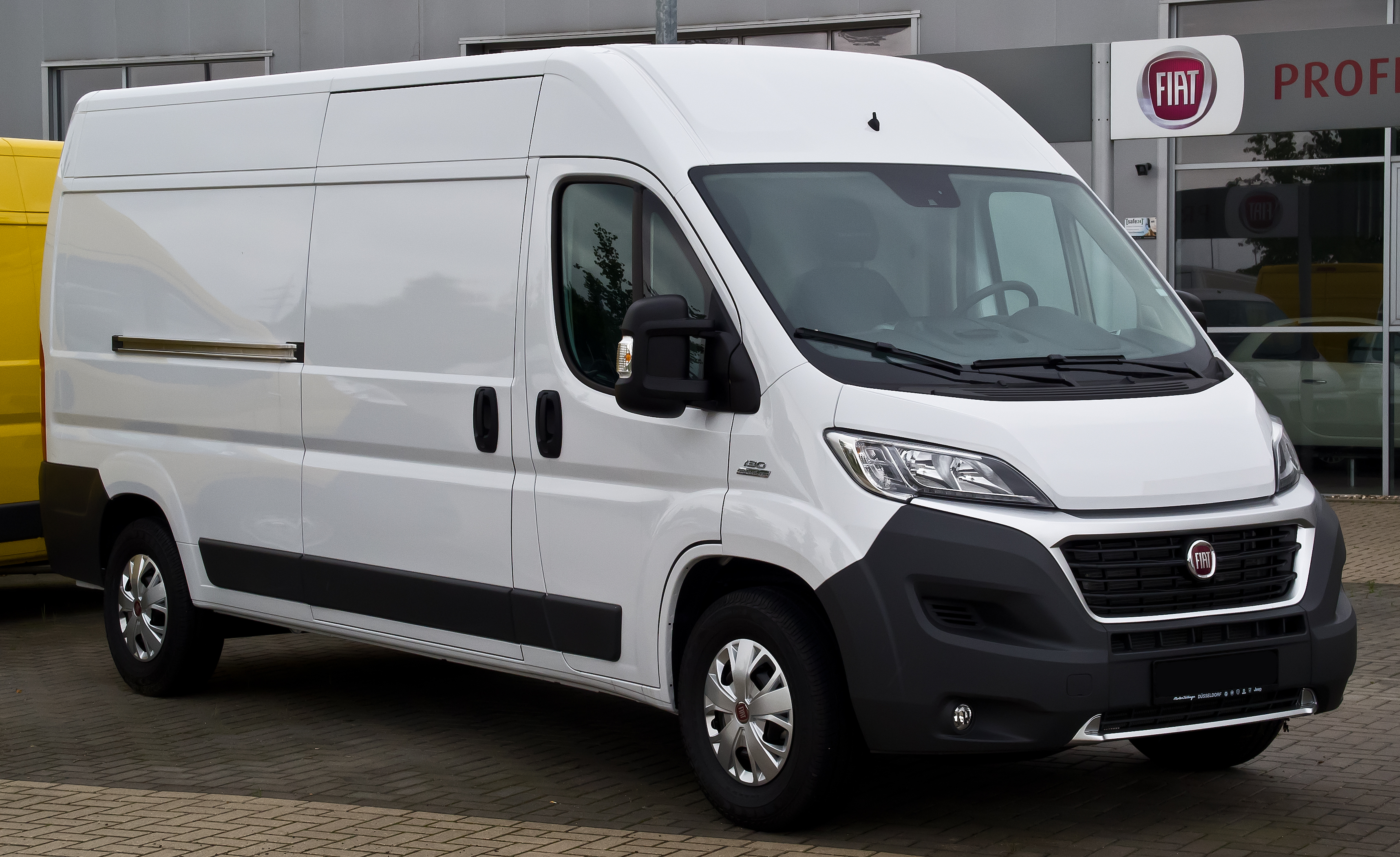 fiat ducato wallpaper #3