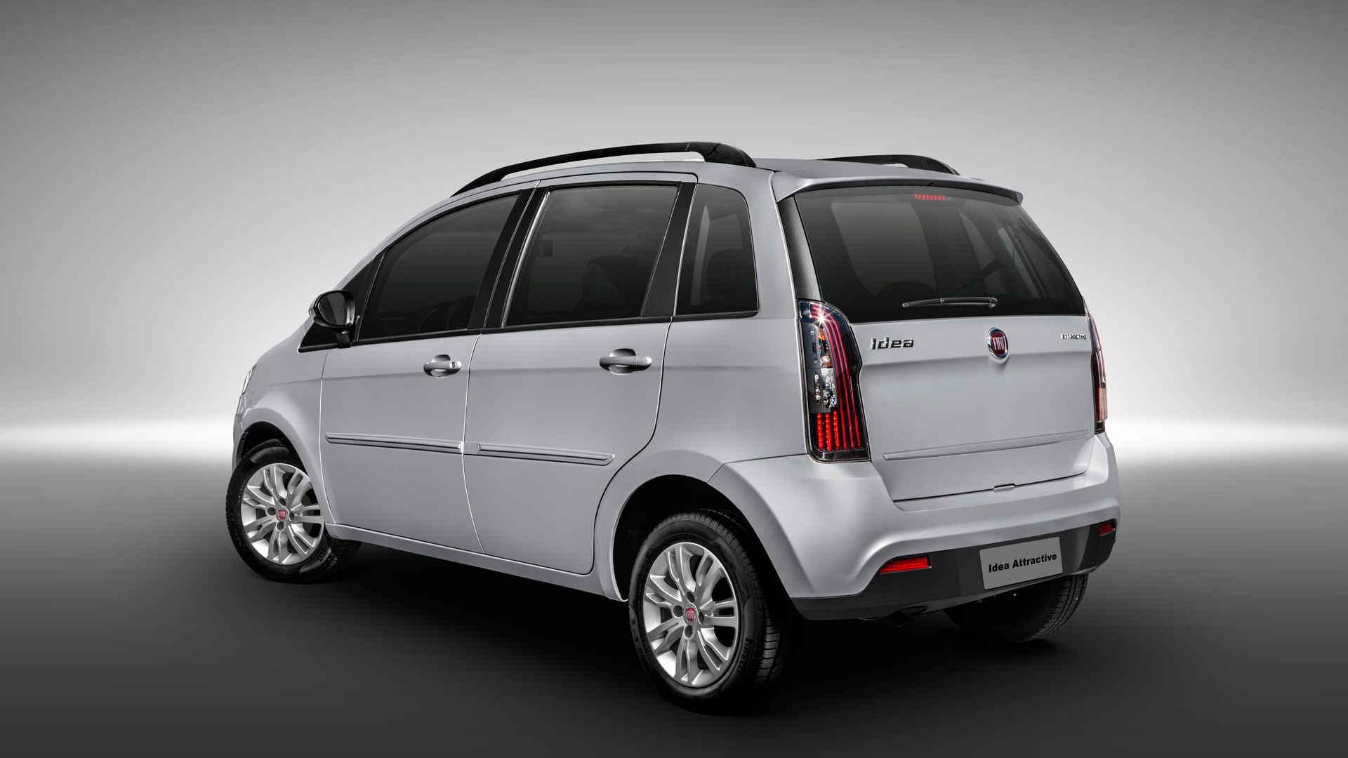 fiat idea images