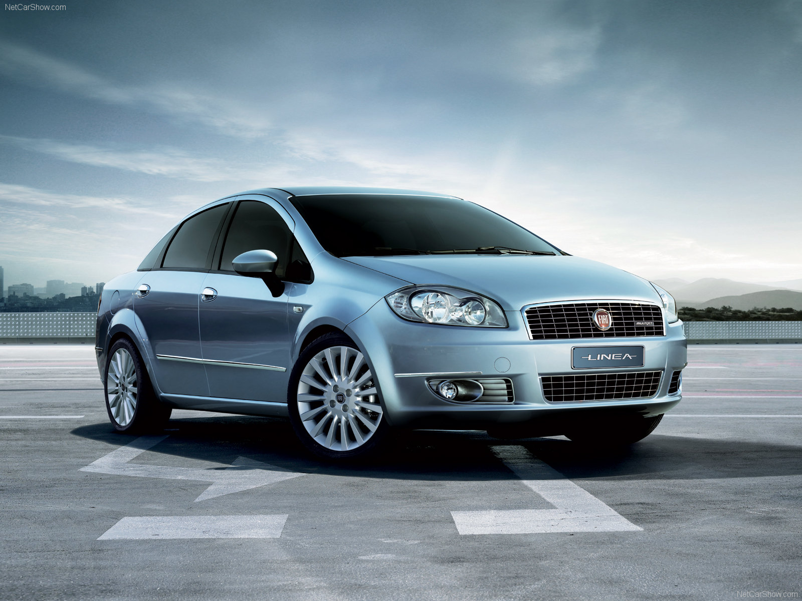 fiat linea wallpaper #12