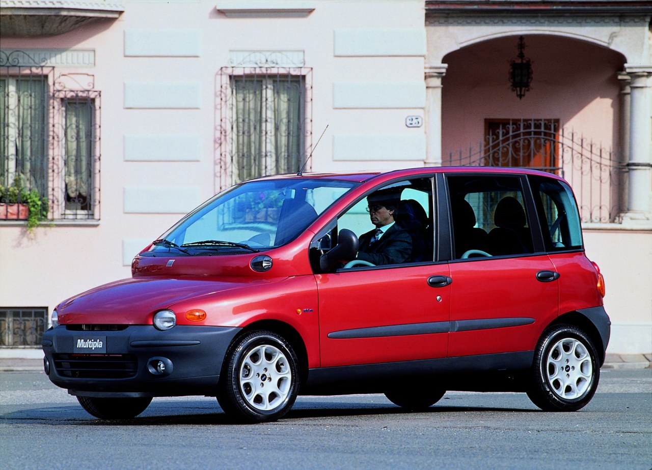 fiat multipla pictures