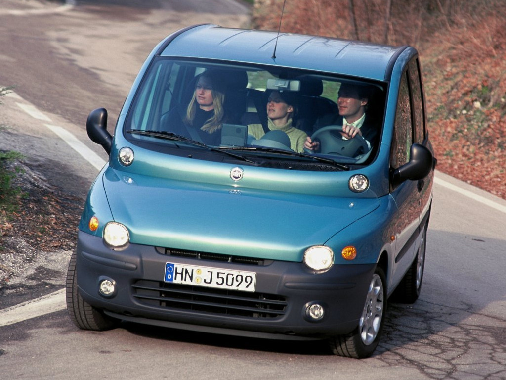 fiat multipla seriess
