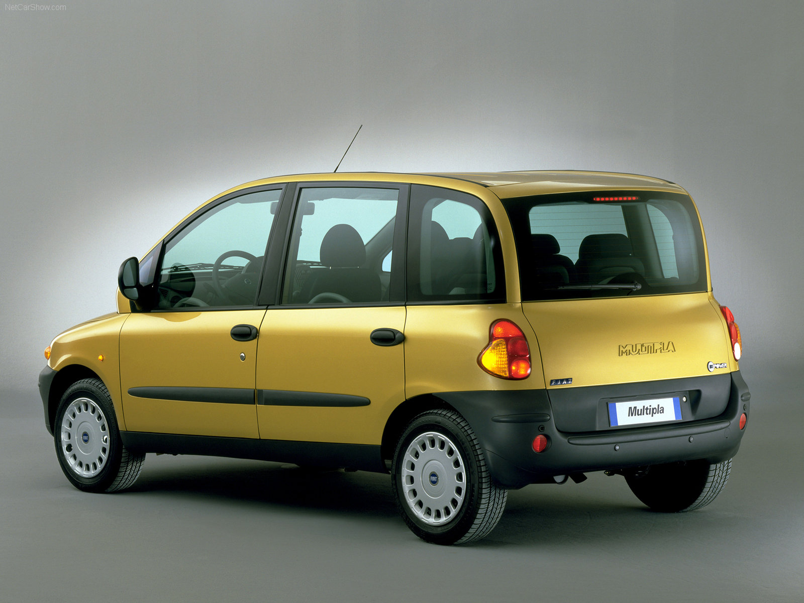 fiat multipla wallpaper