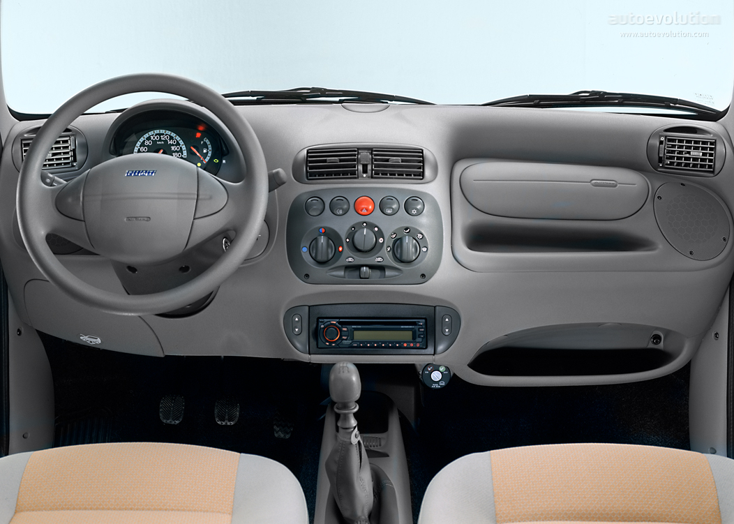 fiat seicento pictures #15