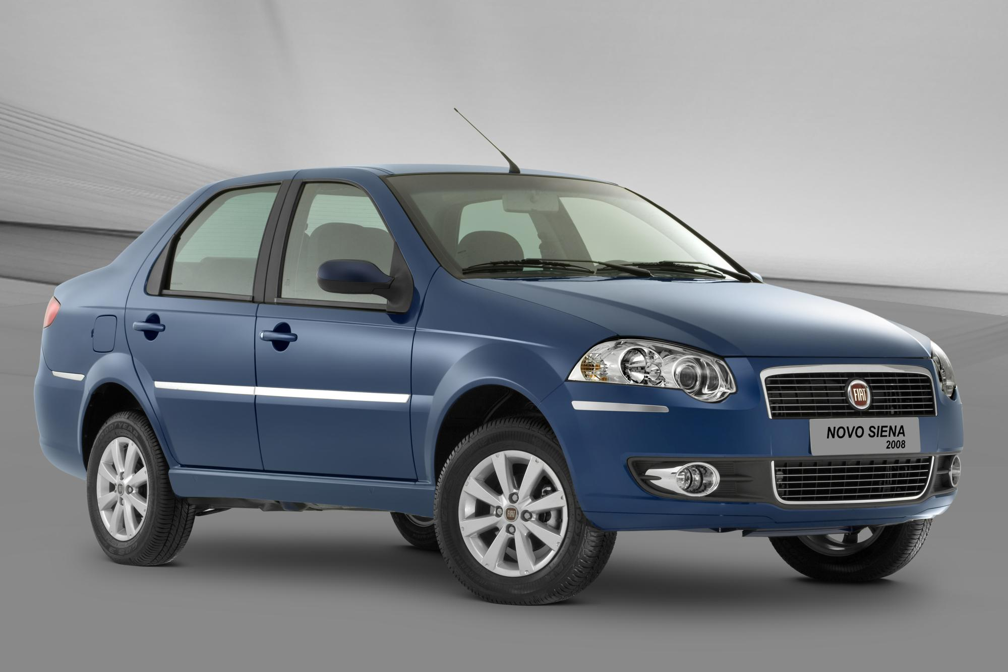 fiat siena pictures #8