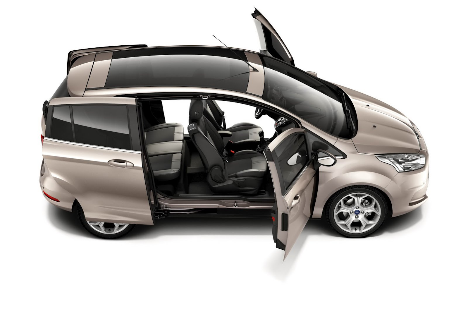 ford b-max pictures #1
