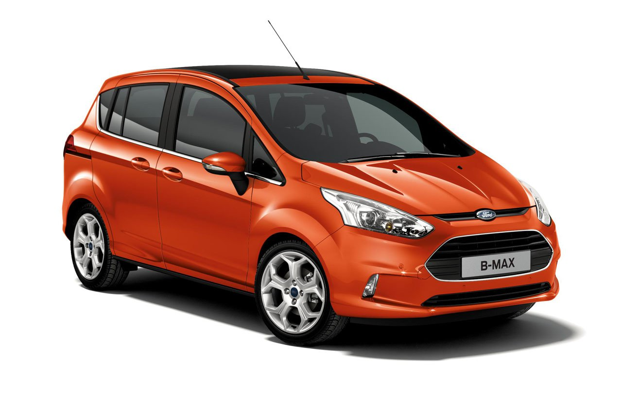 ford b-max pictures