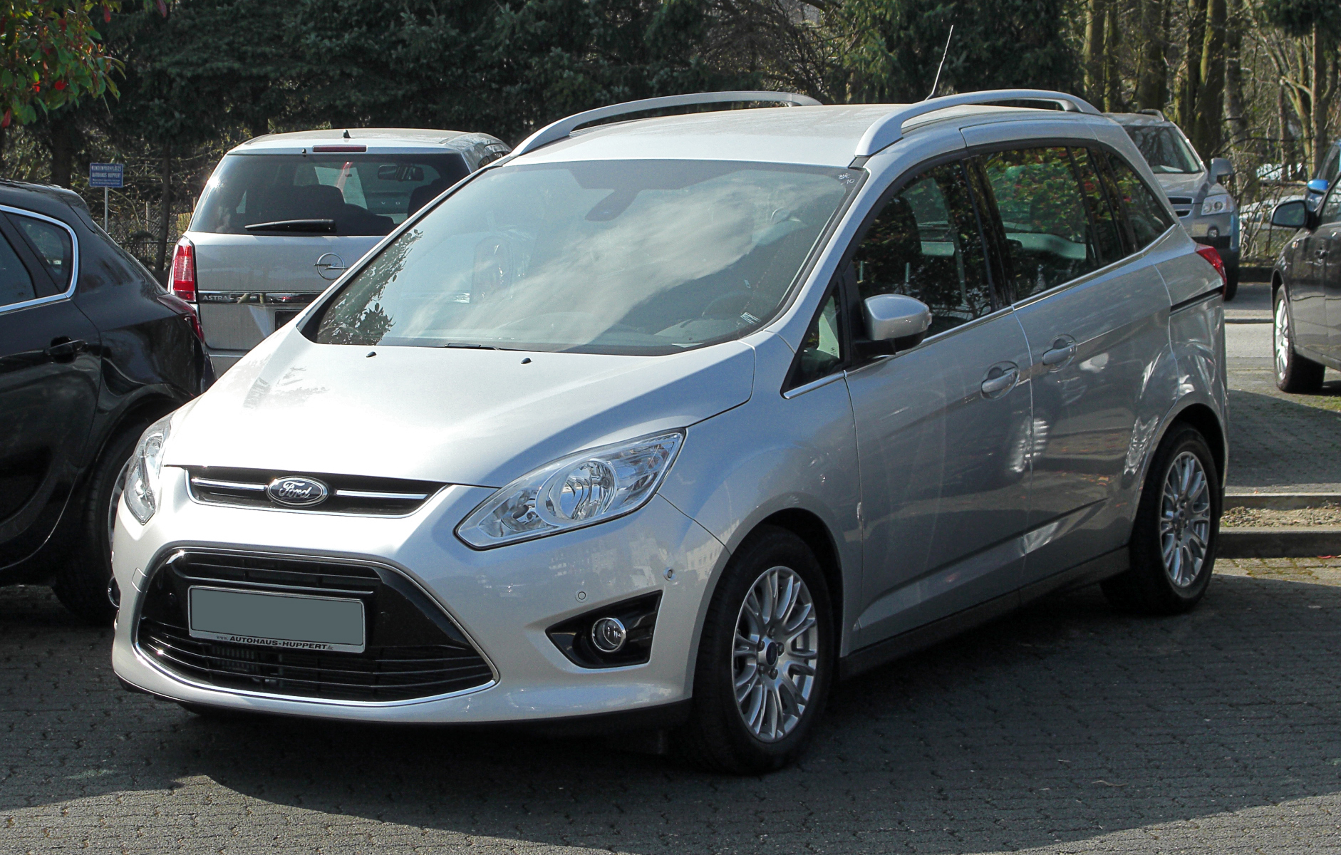 ford c-max pictures #5