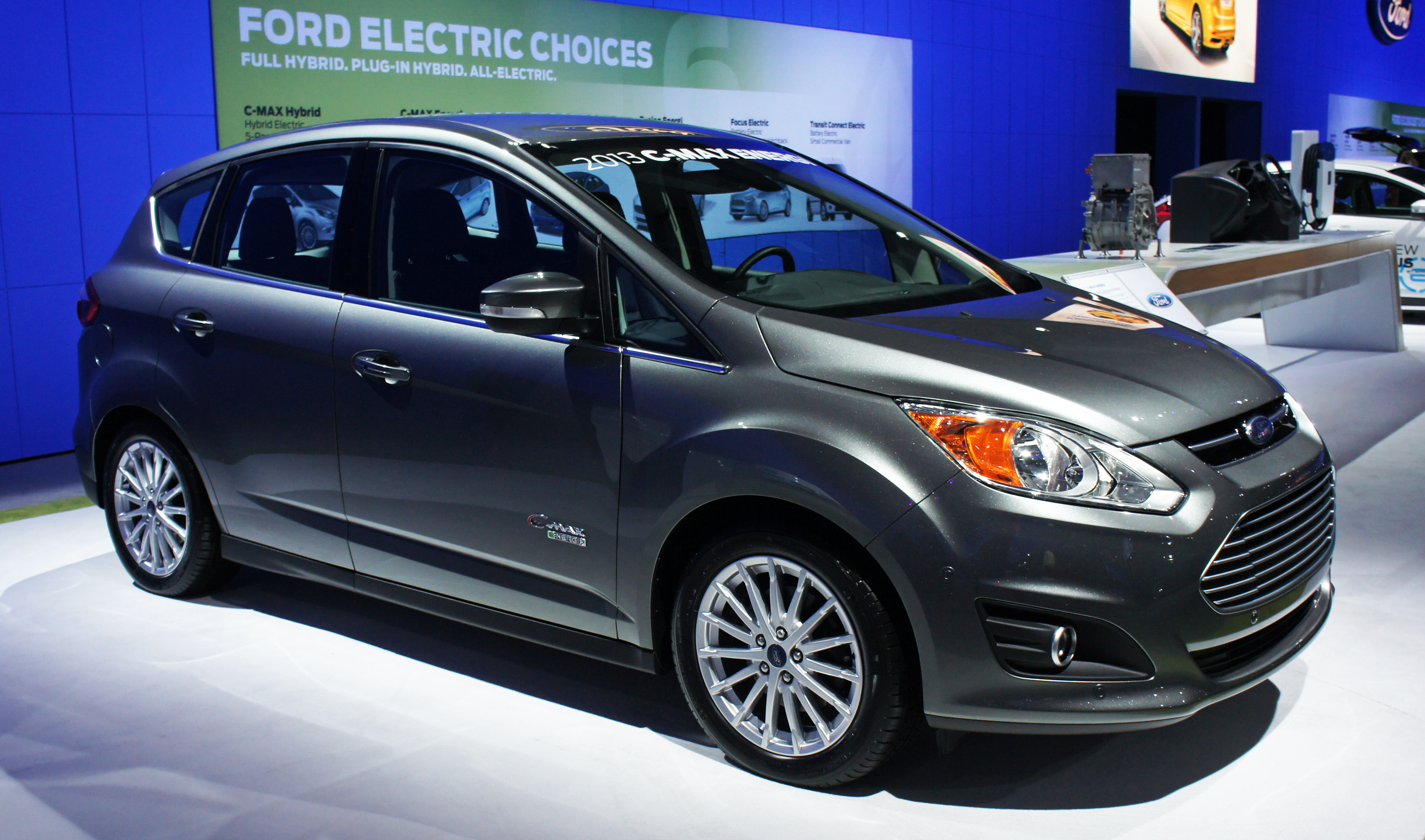 ford c-max seriess #1