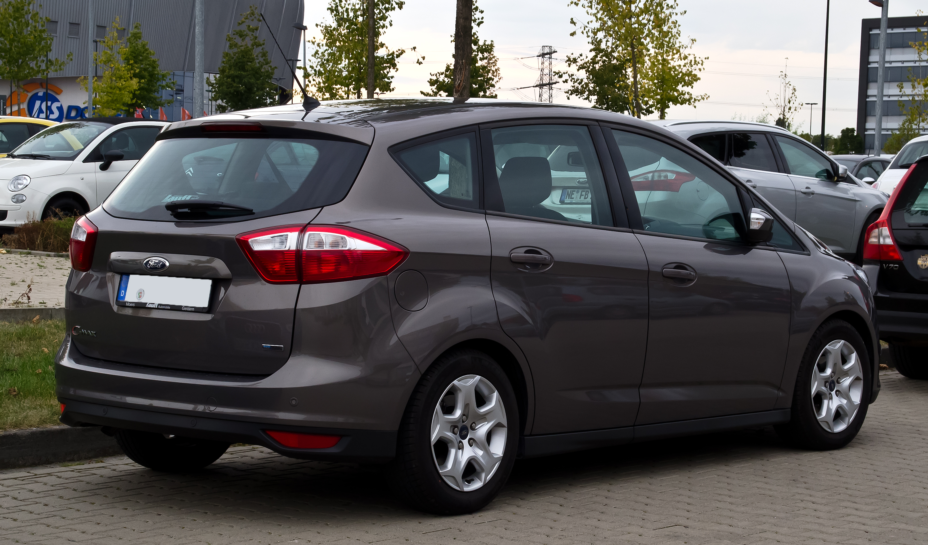 ford c-max wallpaper #3
