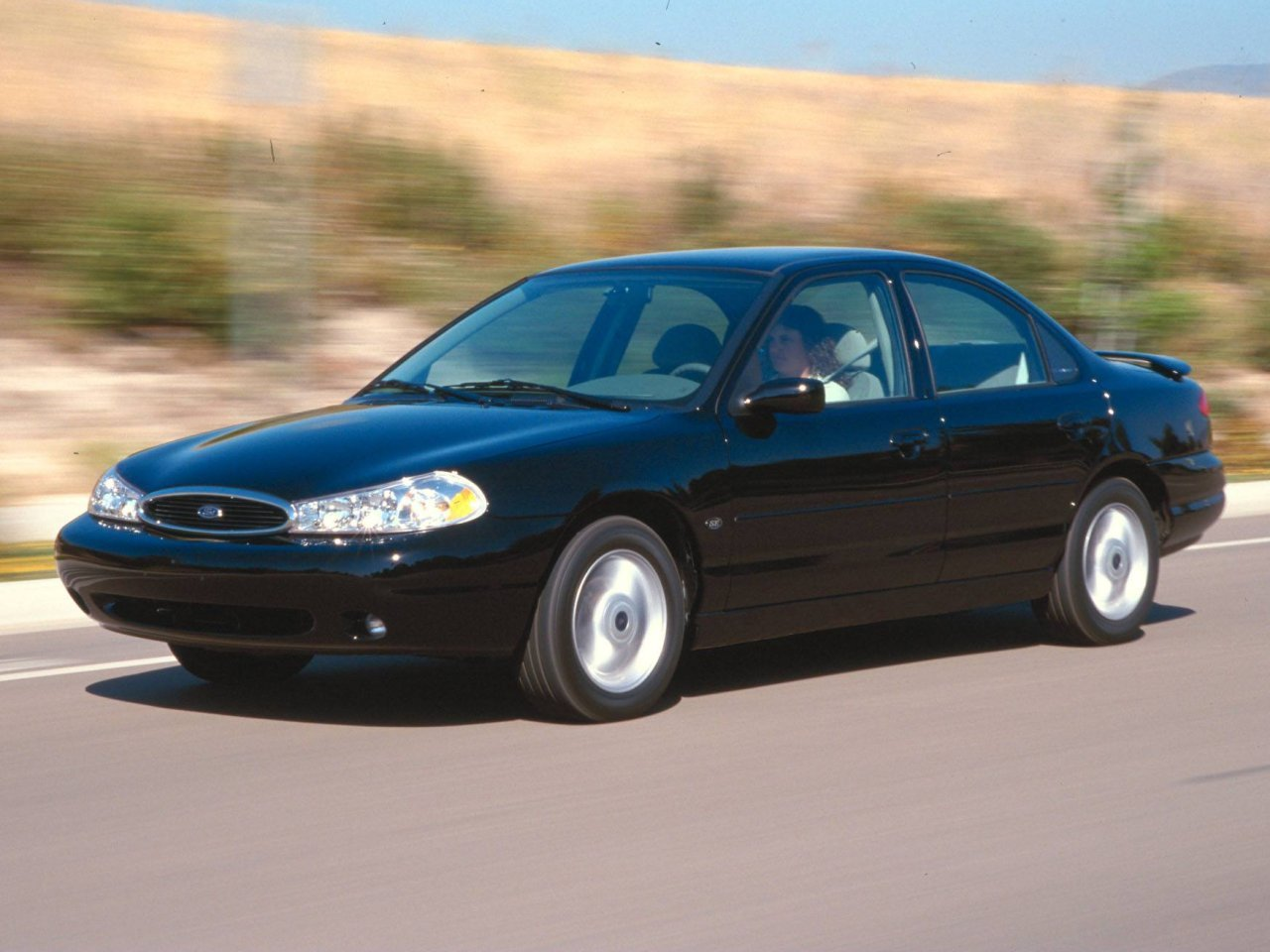 ford contour #6