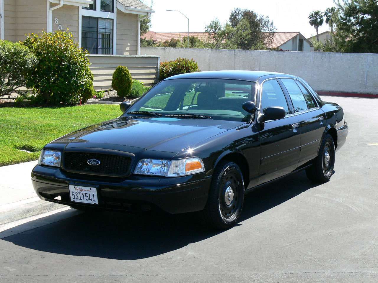 ford crown victoria pictures #11