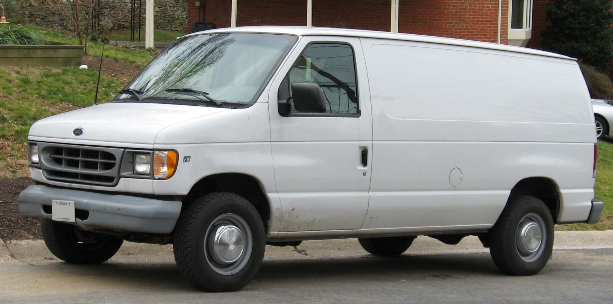 ford econoline pictures