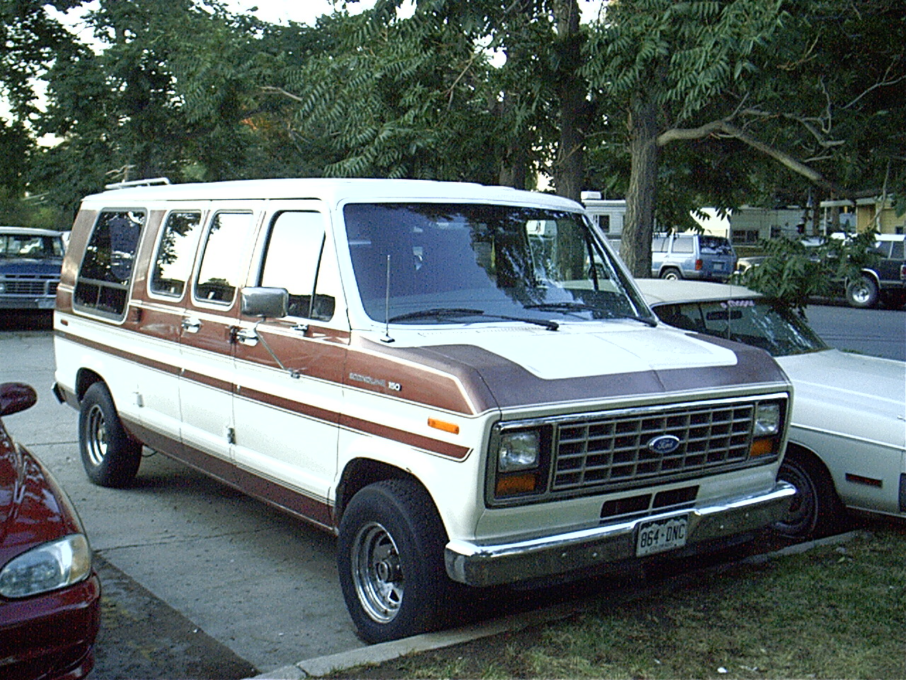 ford econoline wallpaper #3