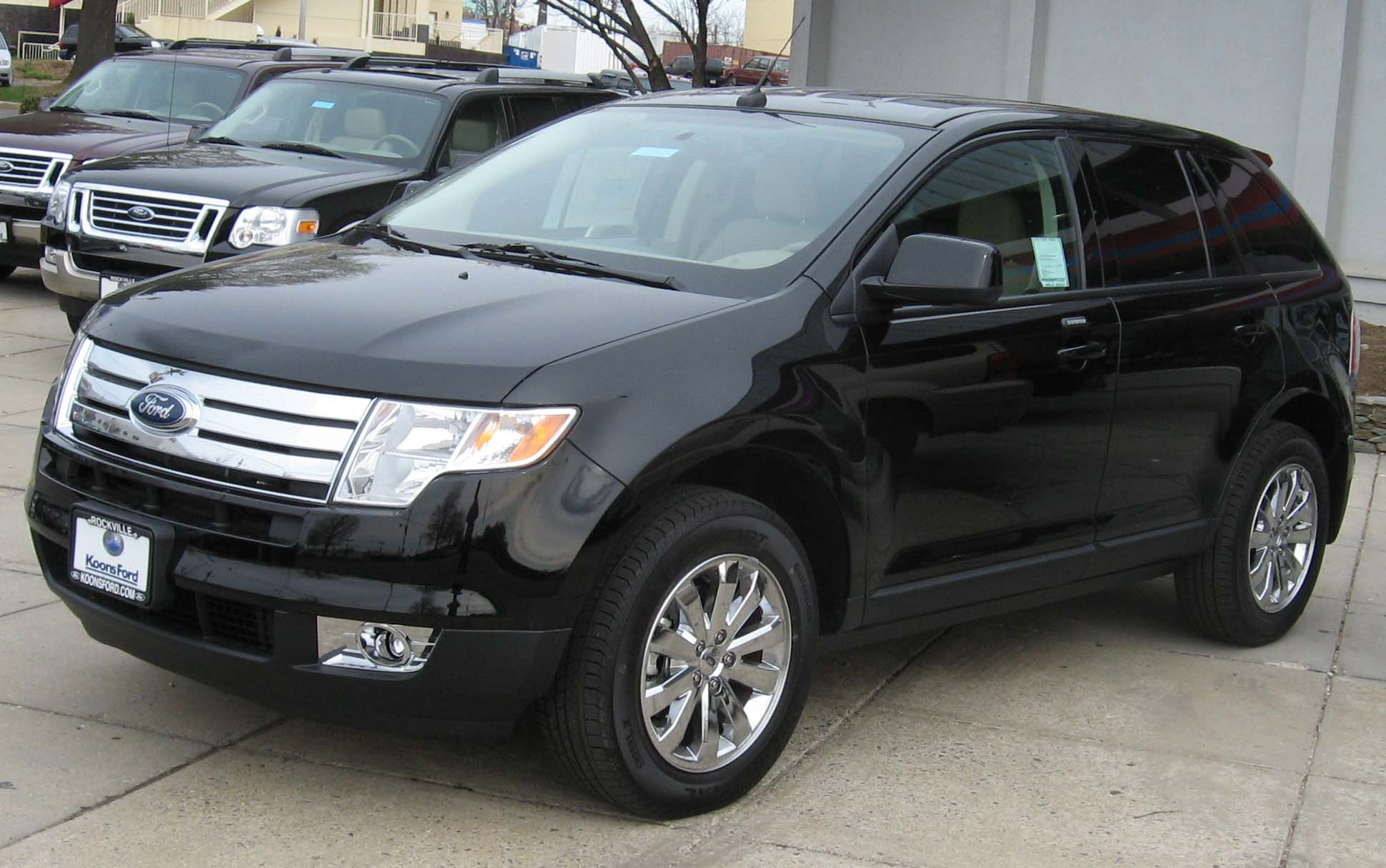 ford edge images