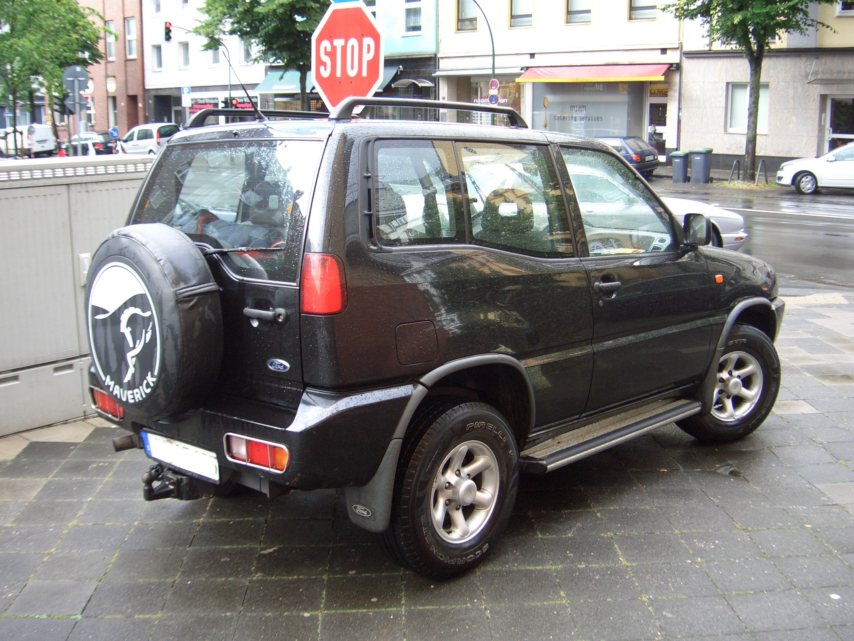 ford escape europe pics #12