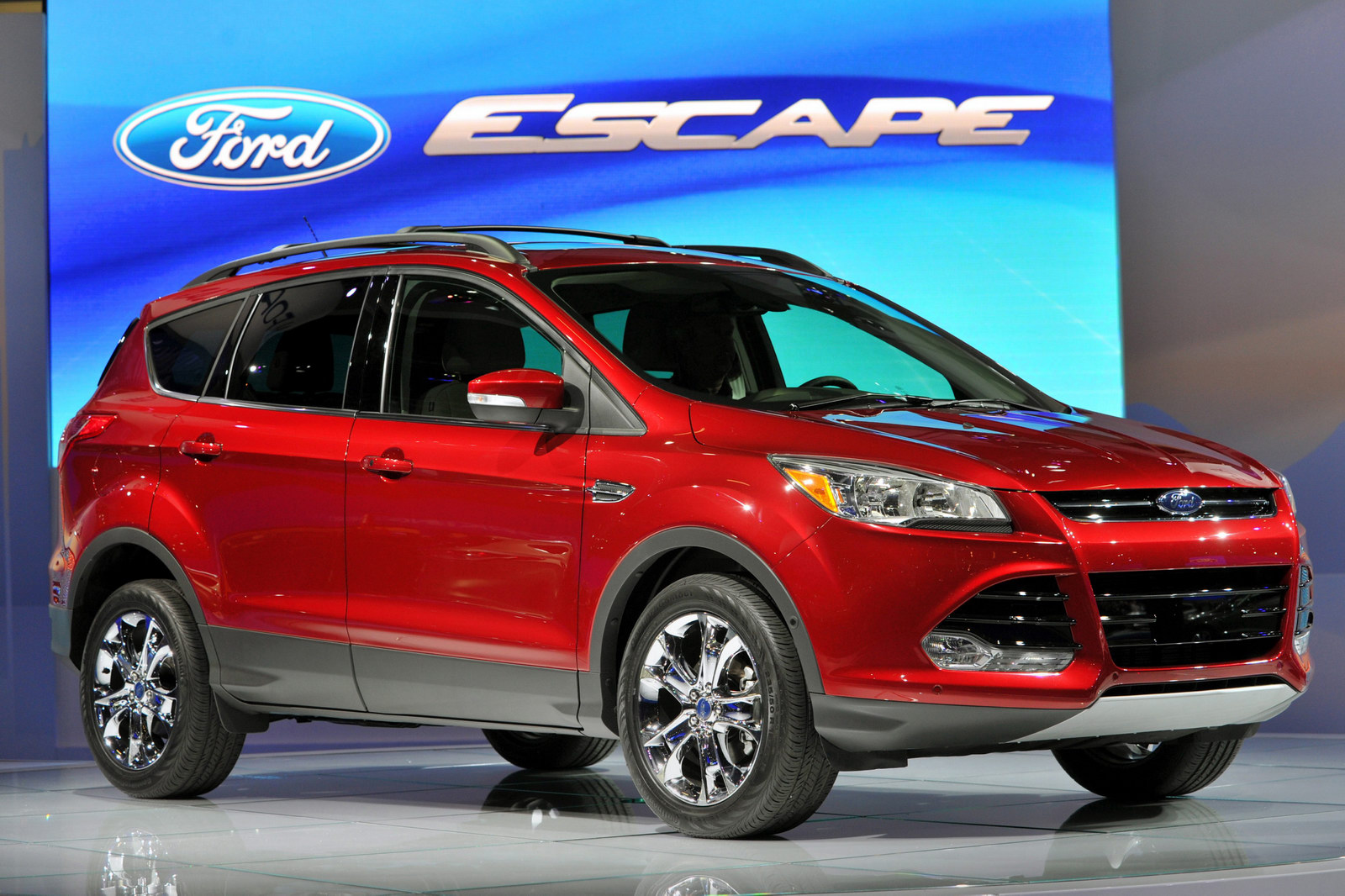 ford escape europe wallpaper #15