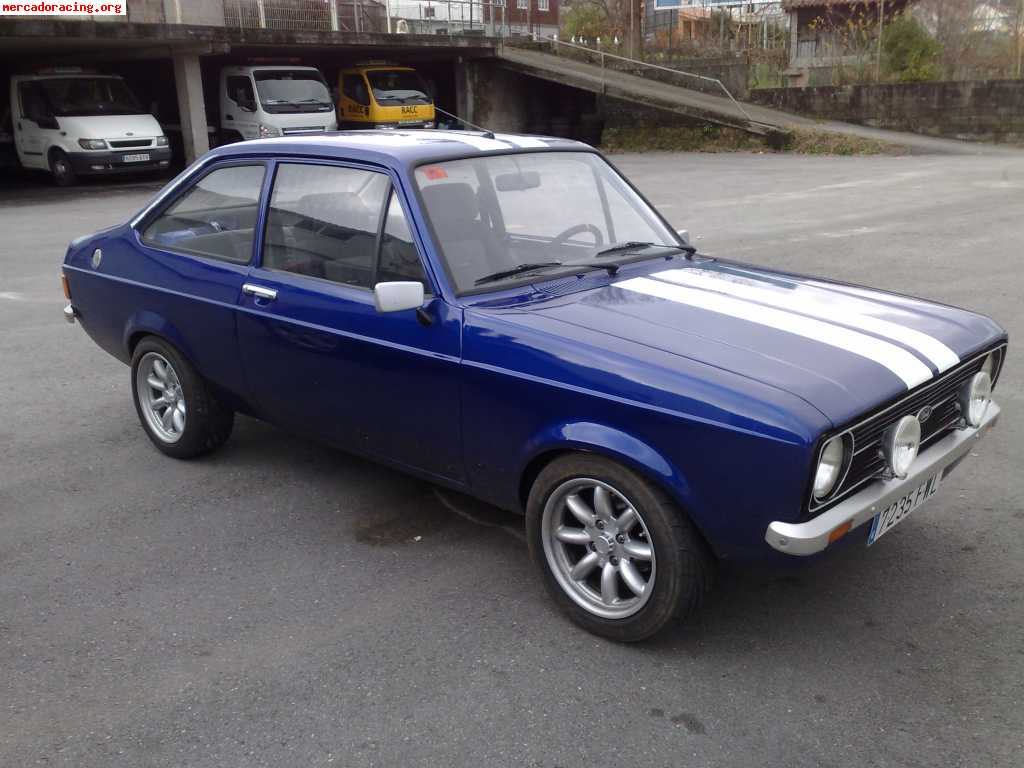 ford escort images