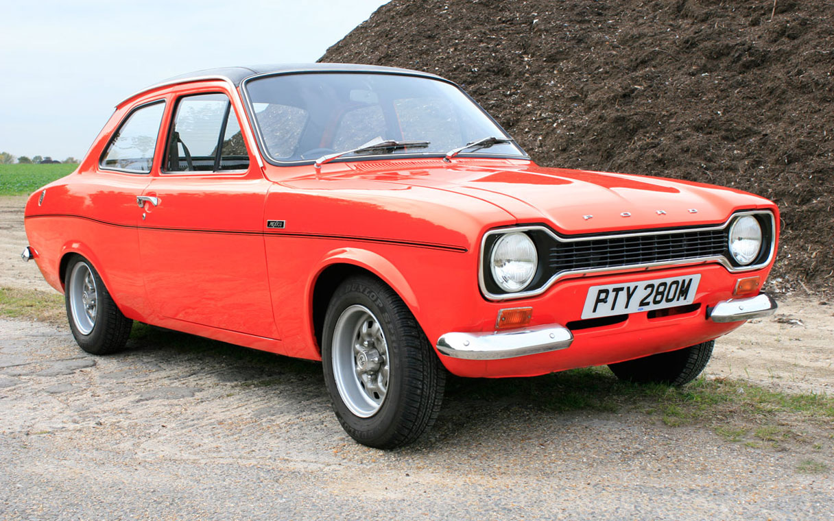 ford escort pictures