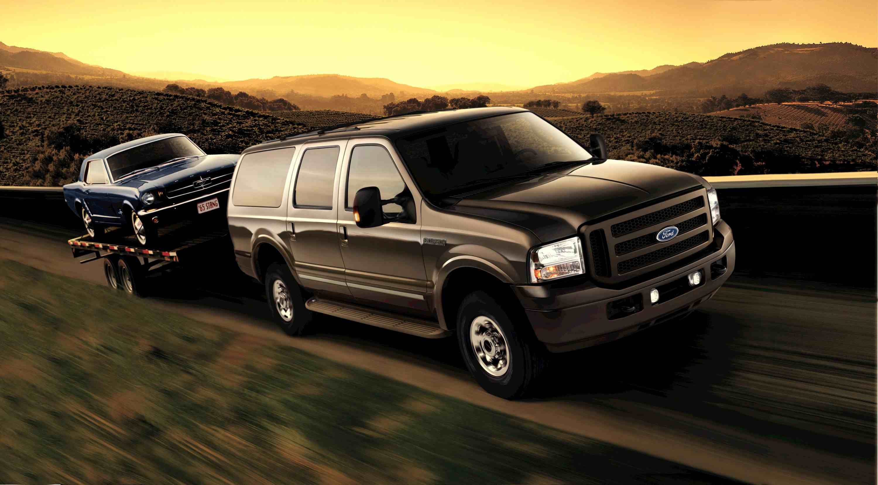 ford excursion #10