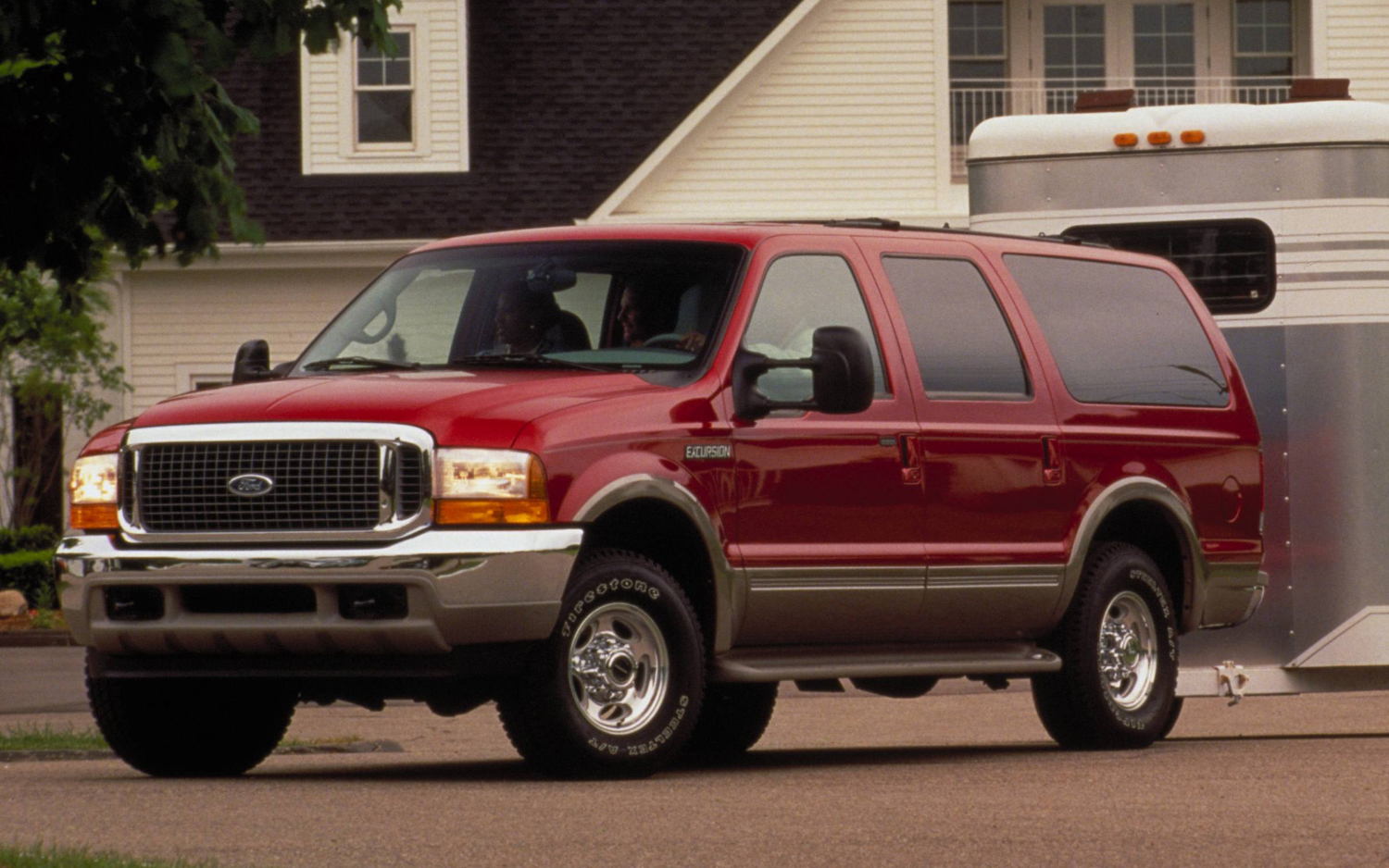 ford excursion images