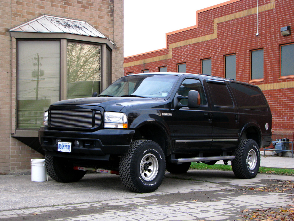 ford excursion pics