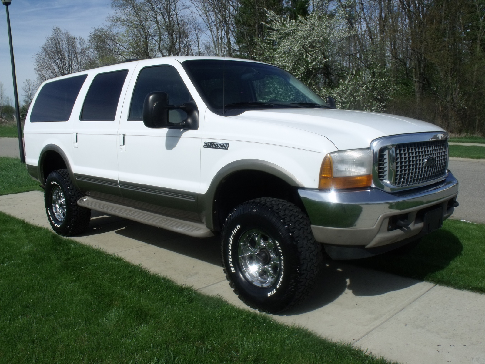 ford excursion pictures #11