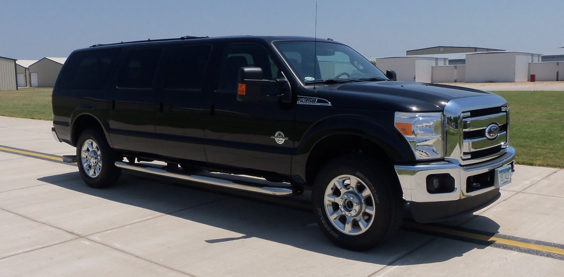 ford excursion seriess