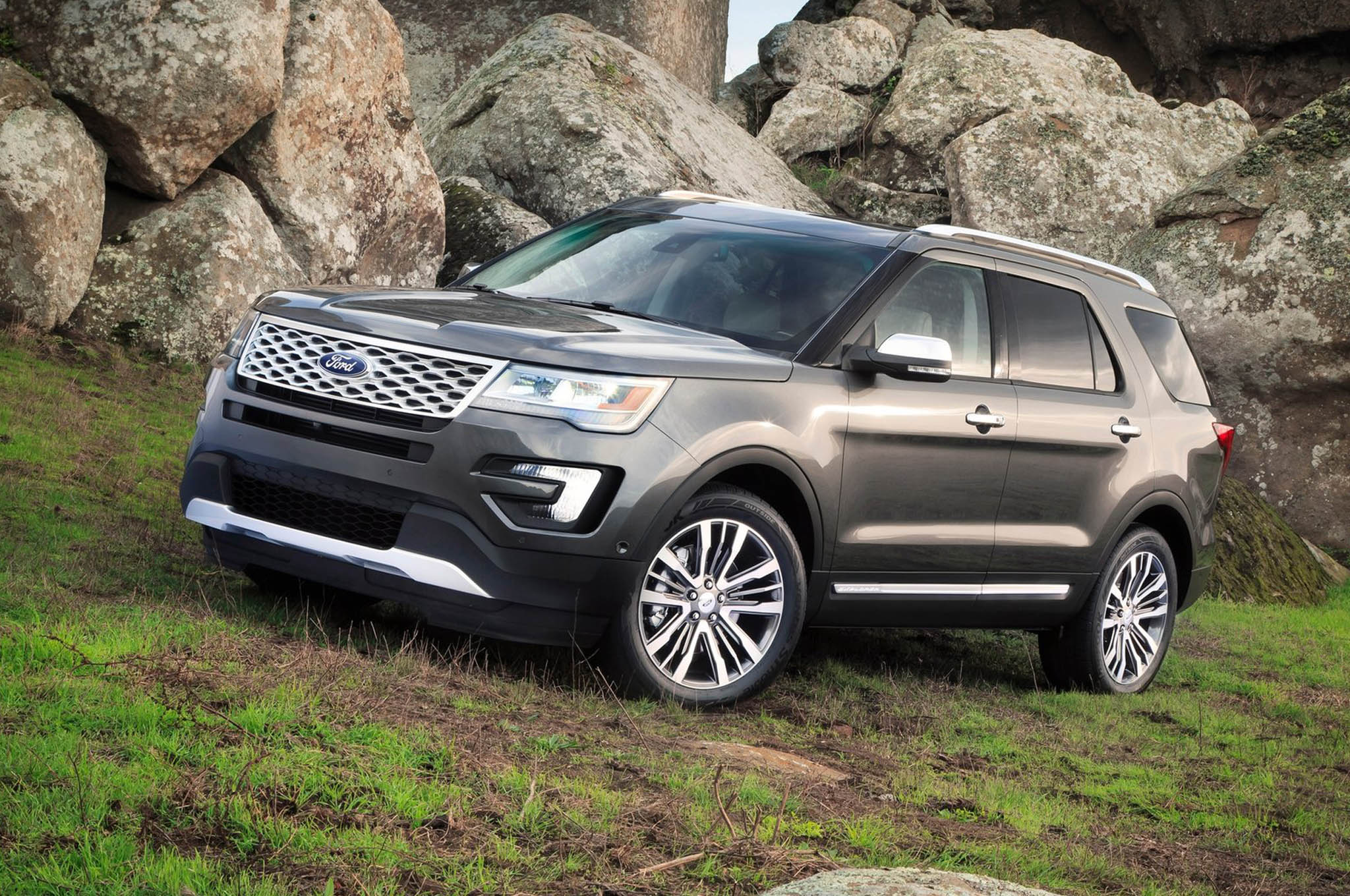 Ford expedition iii 2016 images 3