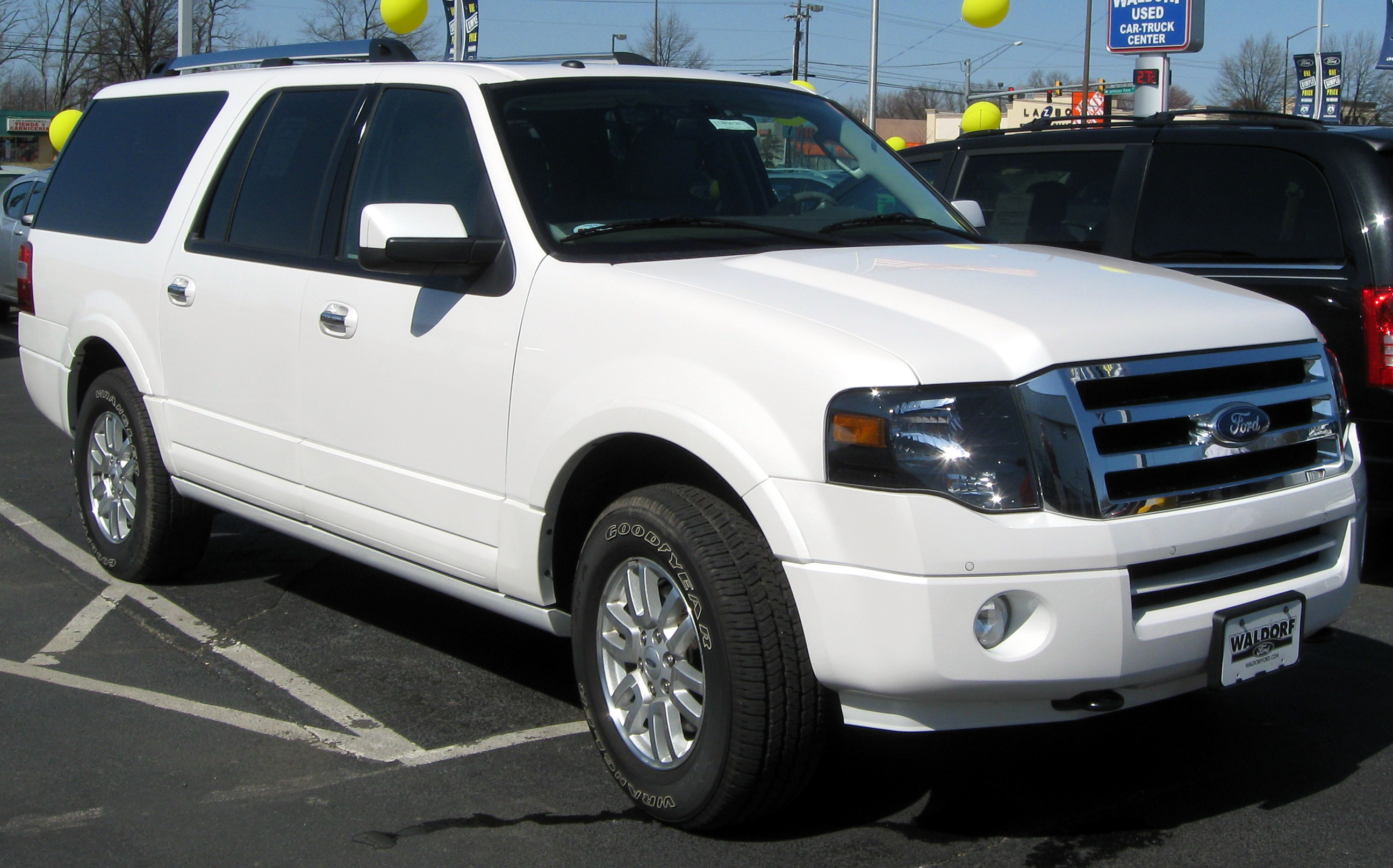 ford expedition images