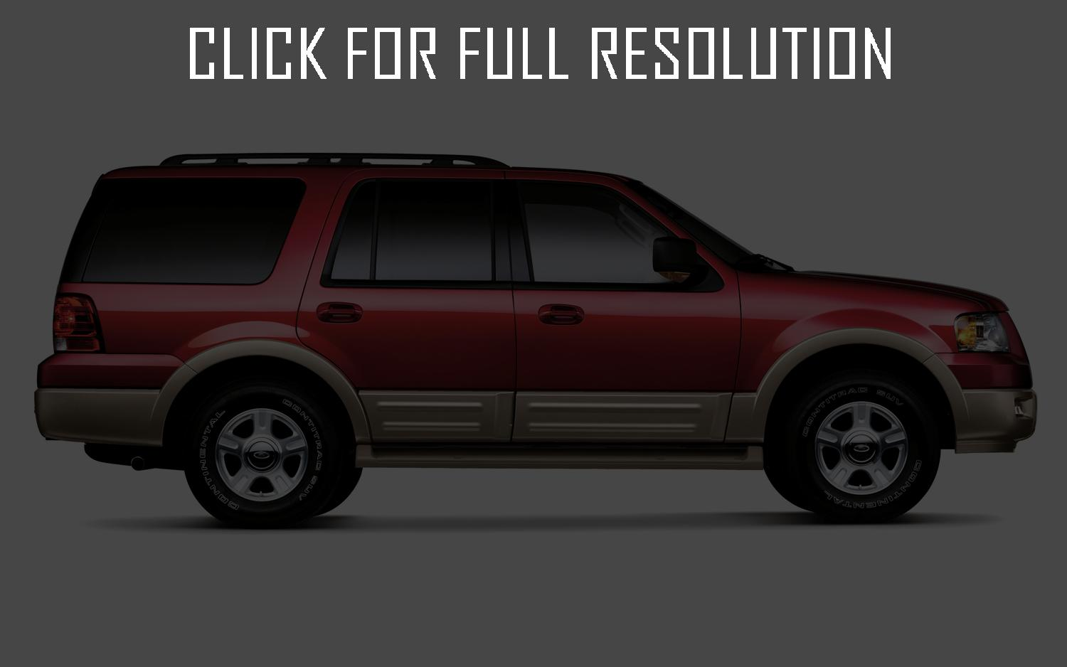 ford expedition seriess